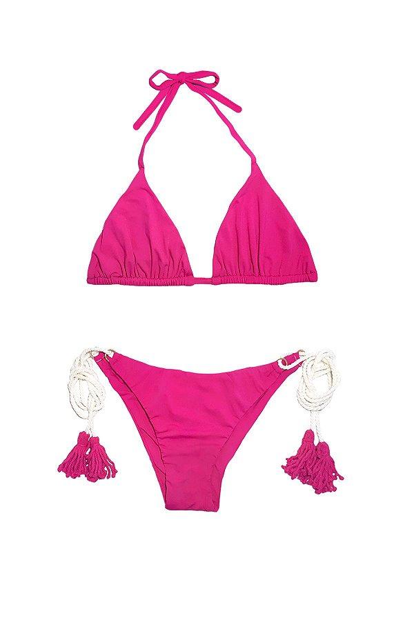 Biquíni Sauípe Rosa Pink