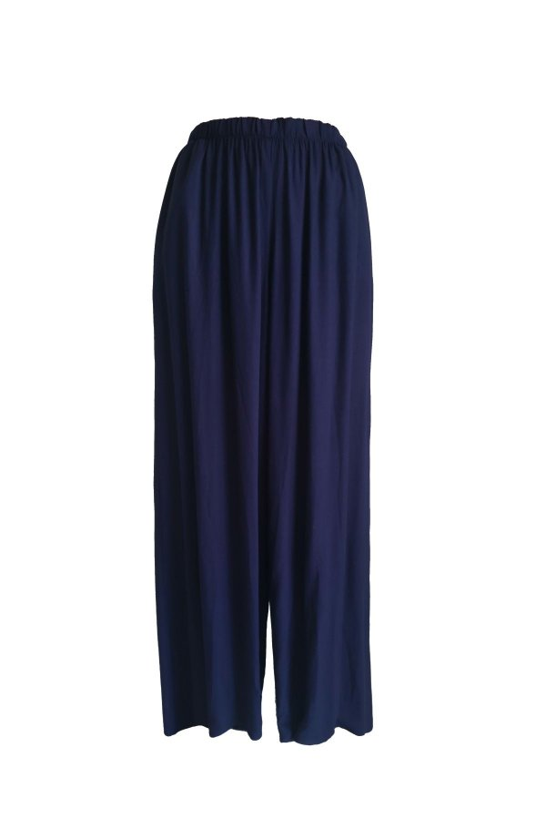 Calça Pantalona Marinho