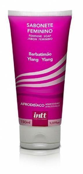 INTT - Sabonete Feminino Afrodisíaco de Barbatimão | Aroma: Ylang Ylang