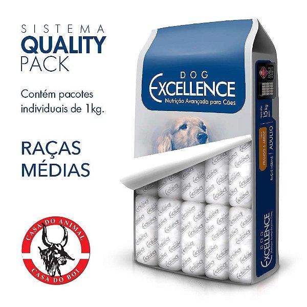 Ração Selecta Dog Excellence - Raças Médias - 15kg