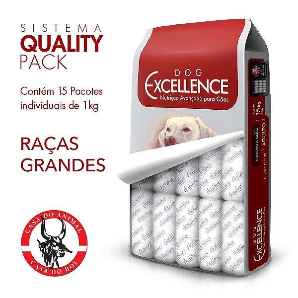 Ração Selecta Dog Excellence - Raças Grandes - 15kg