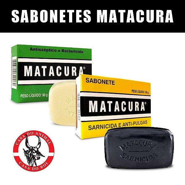 Sabonete Matacura - Sarnicida, Bactericida e Anti-séptico
