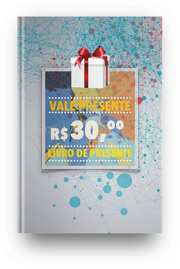 CUPOM DE PRESENTE - PAGUE R$ 30,00 - VALOR R$ 42,00