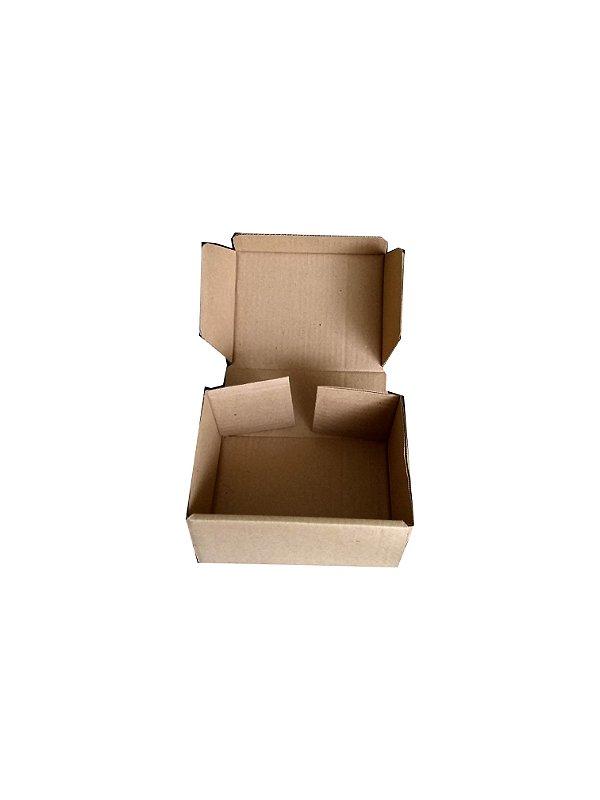 Caixa de Papelão Sedex 1, 18,5x14,5x8,5 cm - Pct c/100