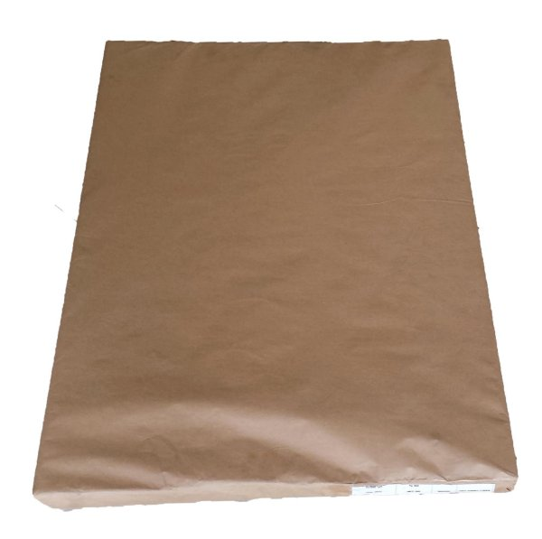 Papel Kraft p/Embrulho Irani 80 g, 66x96cm Pct c/250 folhas