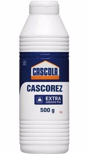 Cola Pva Cascorez Extra 500g - Pct C/4