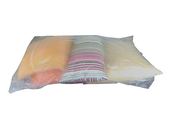 Sacos Plásticos 60x90x0,04 P/Lavanderia - 20 kg-928 Unidades