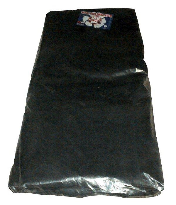 Sacos p/Lixo 100 litros BL 95x1,10x0,18 - 10 kg ou 60 unidades.