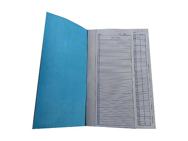 Diário De Classe Mensal ref 078 - Pct C/100 Unidades