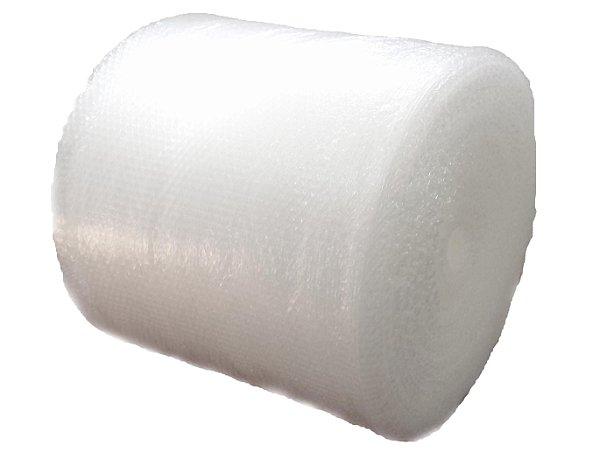 Plástico Bolha 50 cmx100mx28micras - Pct c/1