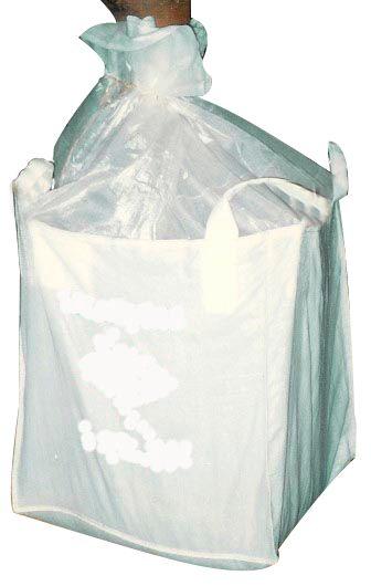 Big Bag de Ráfia Convencional 90x90x120 p/1.000 kg - Pct c/2