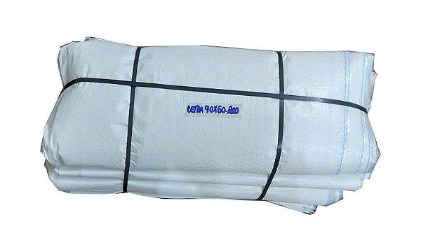 Sacos de ráfia laminada 90x60cm novos - Pct c/100