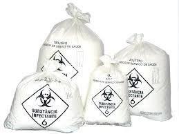 Sacos p/Lixo Umec Hosp 30 litros 59x62x0,03 Pct c/200