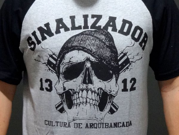 Camisa Sinalizador