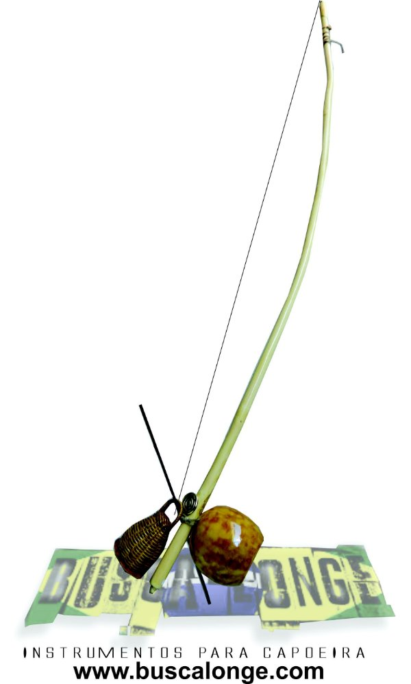 Berimbau Viola completo