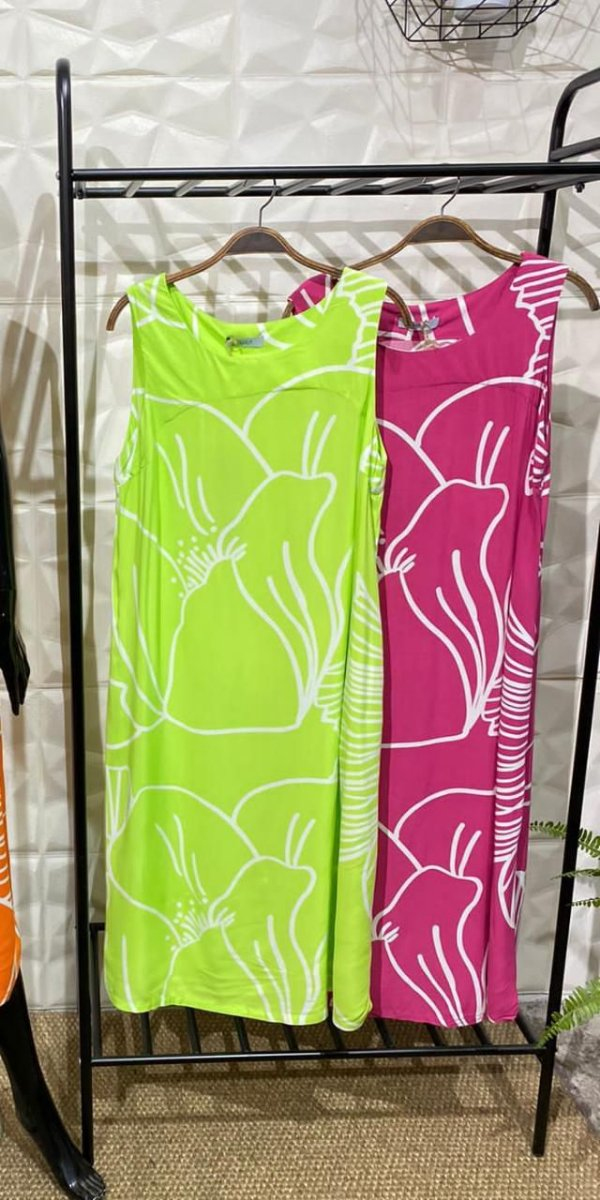 Vestido primavera Plus
