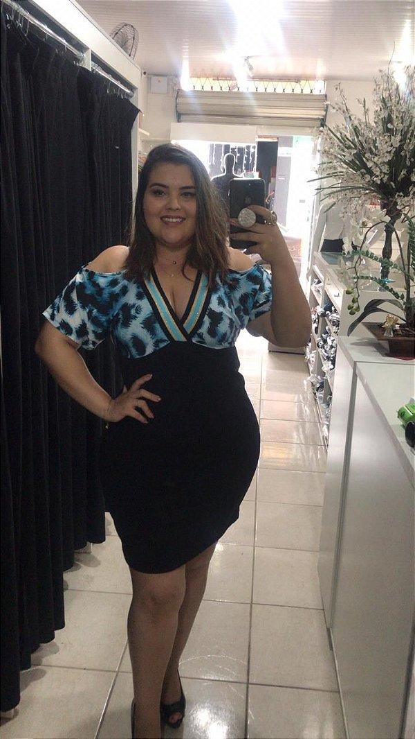Vestido Cândida Ferreira.