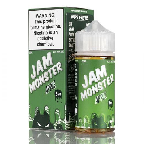 Apple Jam Monster 100mL - Monster Vape Labs