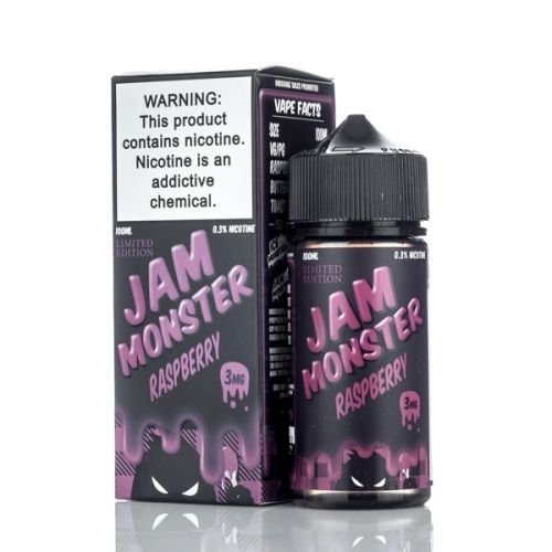 Raspberry Jam Monster 100mL - Monster Vape Labs
