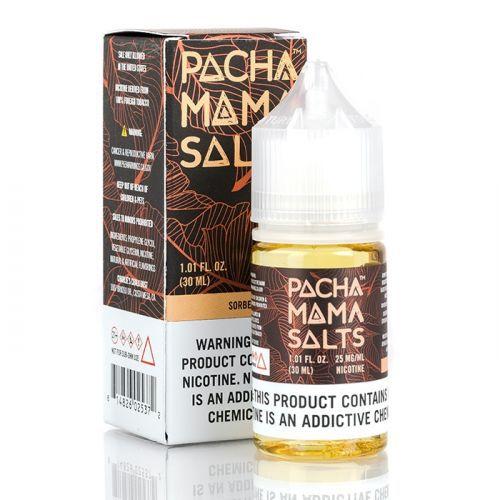 Nic Salt Pachamama Sorbet 30mL - Charlie's Chalk Dust