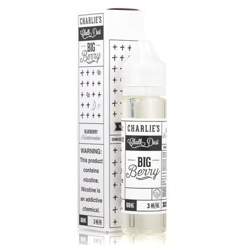 Juice Big Berry 60mL - Charlie's Chalk Dust
