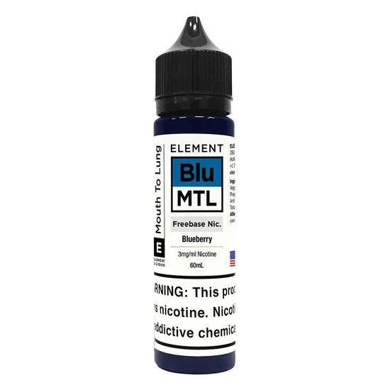 Juice Element Blueberry MTL 60mL - Element E-Liquids