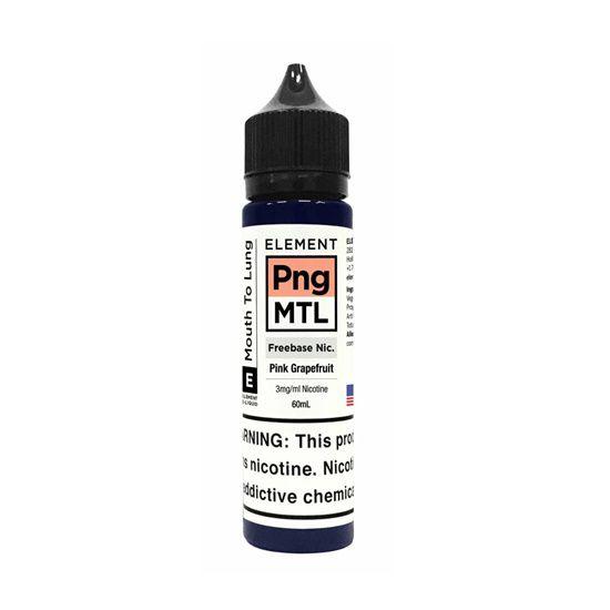 Juice Element Pink Grapefruit MTL 60mL - Element E-Liquids