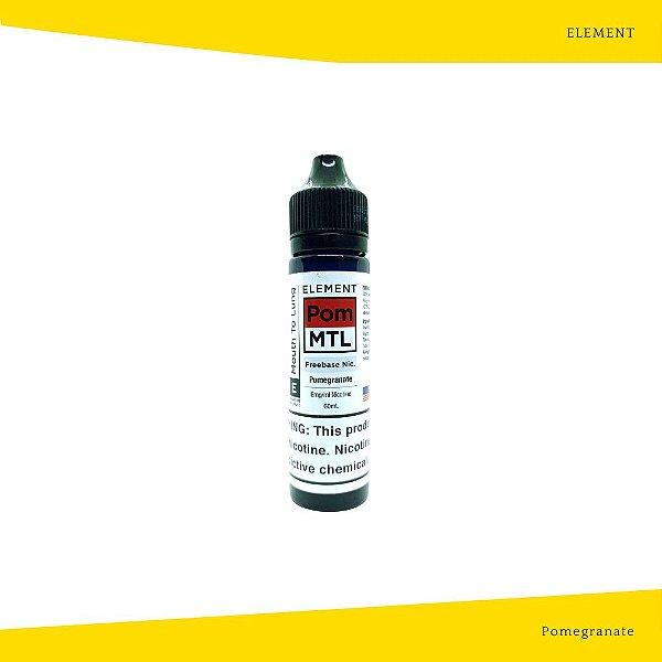 Juice Element Pomegranate MTL 60mL - Element E-Liquids