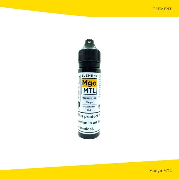 Juice Element Mango MTL 60mL - Element E-Liquids