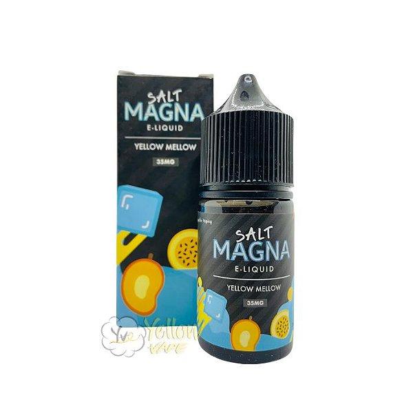 Nic Salt Magna Yellow Mellow 30mL   Magna