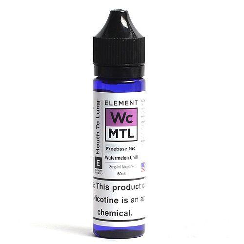 Juice Element MTL Watermelon Chill 60mL - Element E-Liquids
