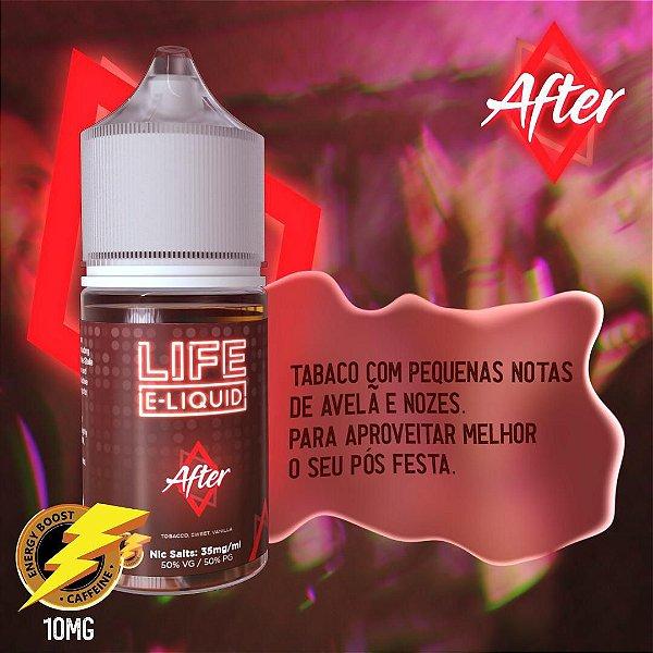Nic Salt After 30mL - Life E-liquid