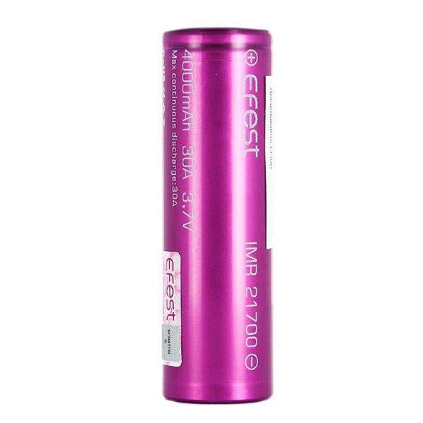 Bateria Efest 21700 4000mAh (Unidade) | Efest
