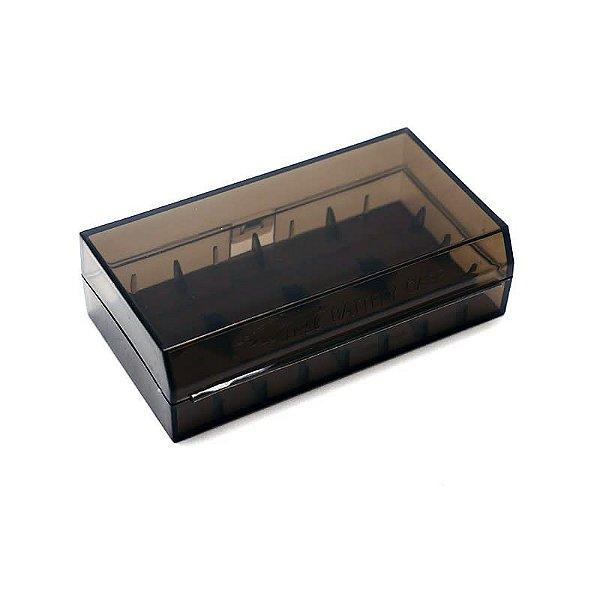 Case Efest H2 para 2 Baterias 18650   Efest