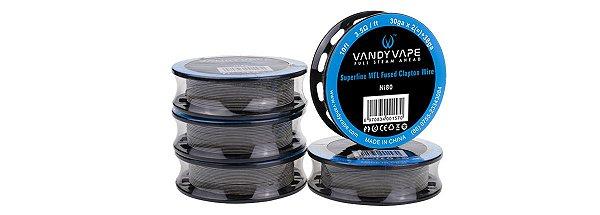 Fio Superfine MTL Wire   Vandy Vape