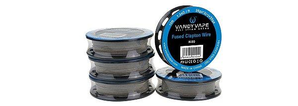 Fio Clapton Wire   Vandy Vape