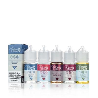 Naked Salt E-liquids nkd 100 30ml - Naked 100