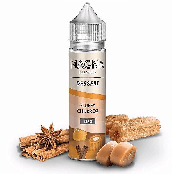 Juice Magna E-Liquid Fluffy Churros 60ml - Magna