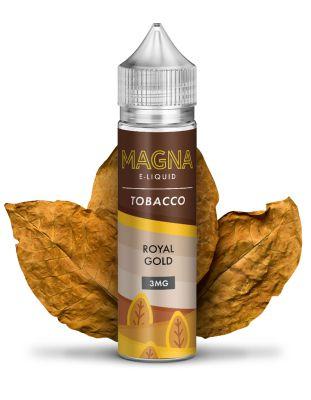 Juice Magna E-Liquid Royal Gold 60ml - Magna