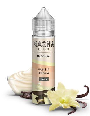 Juice Magna E-Liquid Vanilla Cream 60ml - Magna