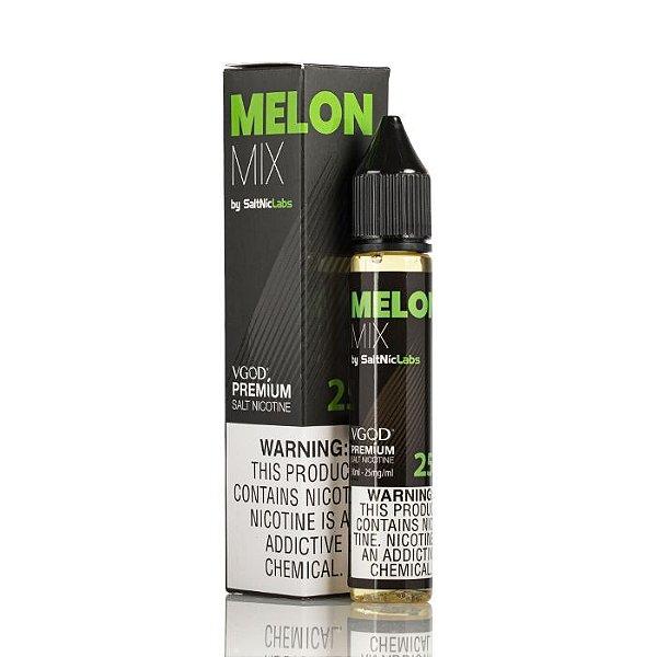 NicSalt Melon Mix 30mL - VGOD SaltNic
