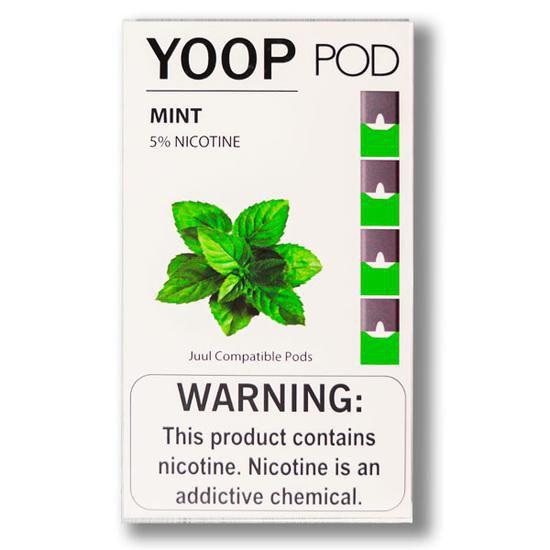 Refíl YOOP Pods Mint - YOOP Vapor
