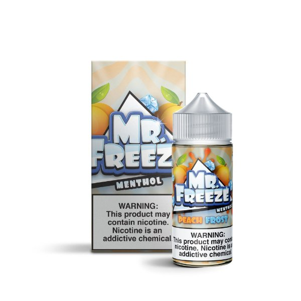 Mr Freeze Juice Peach Frost 100mL - Mr. Freeze