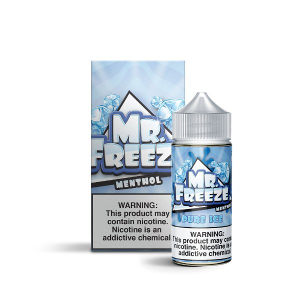 Mr Freeze Juice Pure Ice 100mL - Mr. Freeze