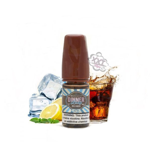 Dinner Lady Cola Shades SaltNic 30mL - Dinner Lady