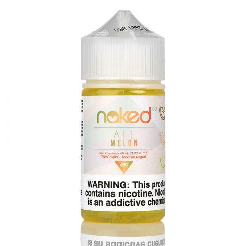 Juice Naked All Melon 60mL - Naked 100 Original Fruit