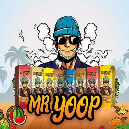 Juices MR YOOP 60mL By Nasty Labs - Yoop Vapor