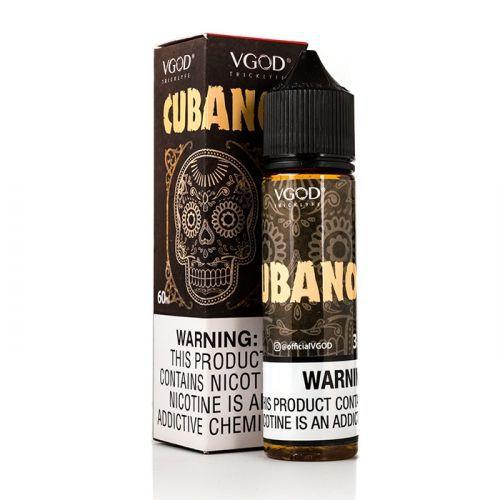 Juice Cubano Rich Creamy Cigar 60mL - VGOD