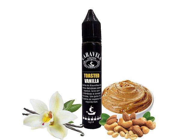 Juice Toasted Vanilla 30mL - Caravela Liquids