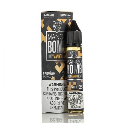 NicSalt Mango BOMB 30mL - VGOD SaltNic